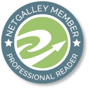 First NetGalley Badge