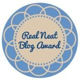Real Neat Blog Award