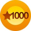1,000 Likes!!