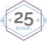 25 Reviews - Netgalley!