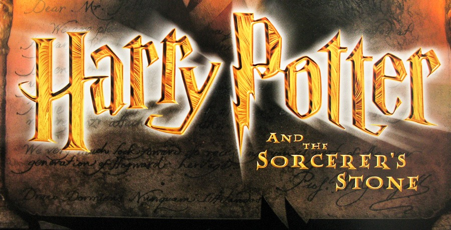 harry potter and the philosophers stone bog